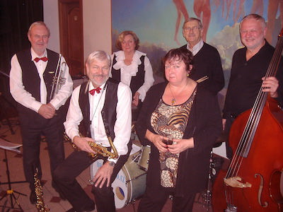Revival Swing Band Praha (swing)