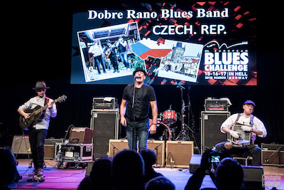 Dobré Ráno Blues Band